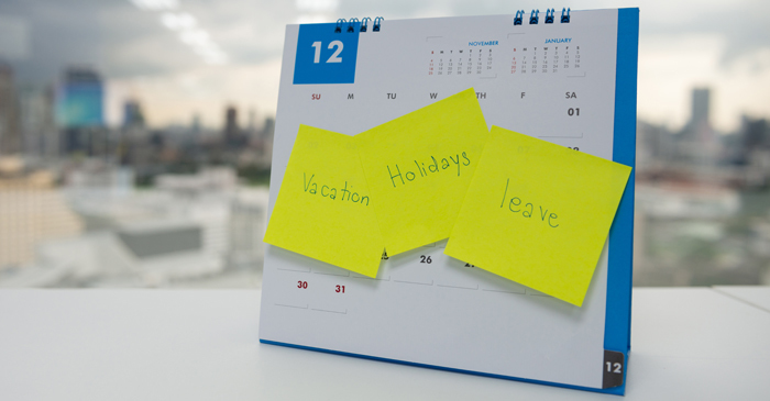 What You Need to Know About Employee Time Off